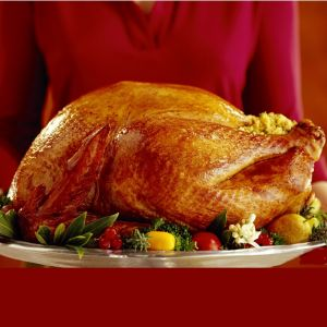 Turkey with 3 Sides