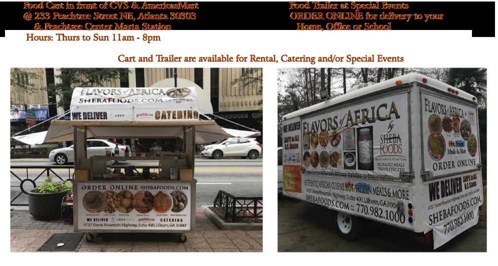 Trailer & Cart Routes